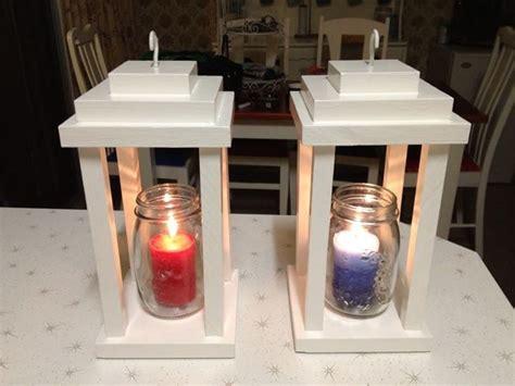 ana white scrapwood lanterns diy projects