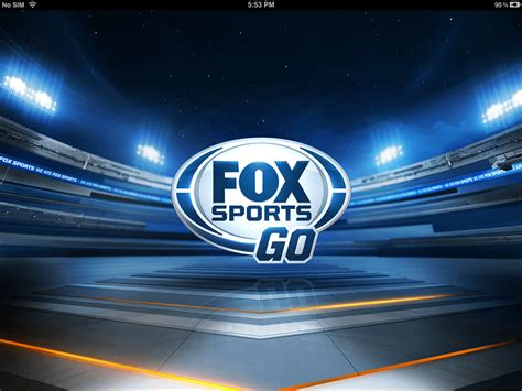 fox sports fox sports go redesign goes live touting improved video