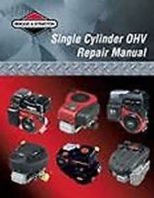 briggs stratton engine repair manual ebay