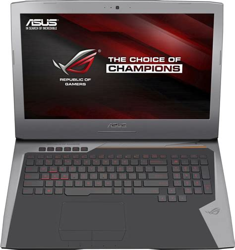 Asus Laptop For Gaming Specs asus rog g752 gaming laptop unleashed see features specs and price