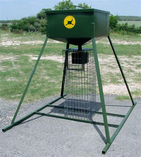 Metal Feeder Big Horn Metal Feeders 171 Goin Fencing 30 Hog Traps