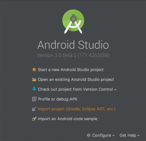 getting started with android studio android fragments tutorial an introduction with kotlin