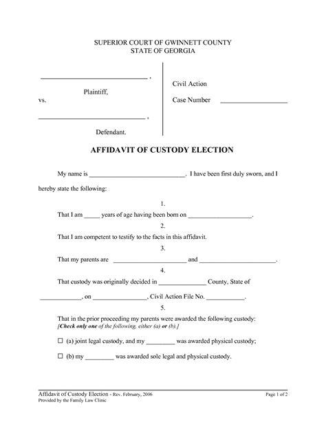 Marriage Certificate Notarized Letter best photos of affidavit sle affidavit sle