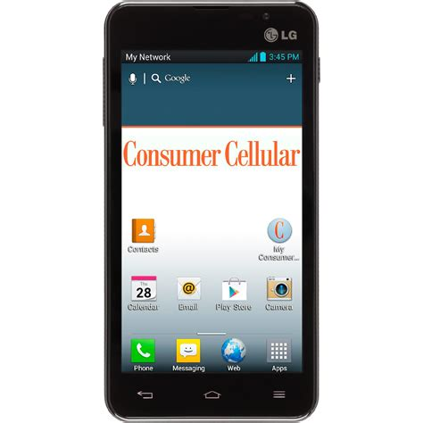 consumer cellular lg escape android smartphone shop