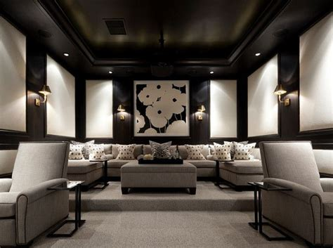 movie room recliners 27 awesome home media room ideas design amazing pictures