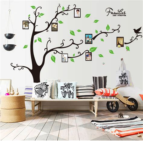 Artistic Bedroom Ideas drawing wall stickers living room bedroom wall decor
