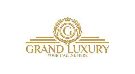 Grand   Luxury ? Logo Template   Logos & Graphics