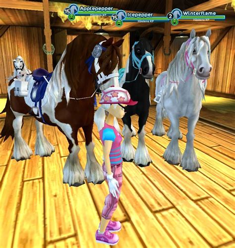 tinker horse star stable dextra star stable tinker nummer tre 3