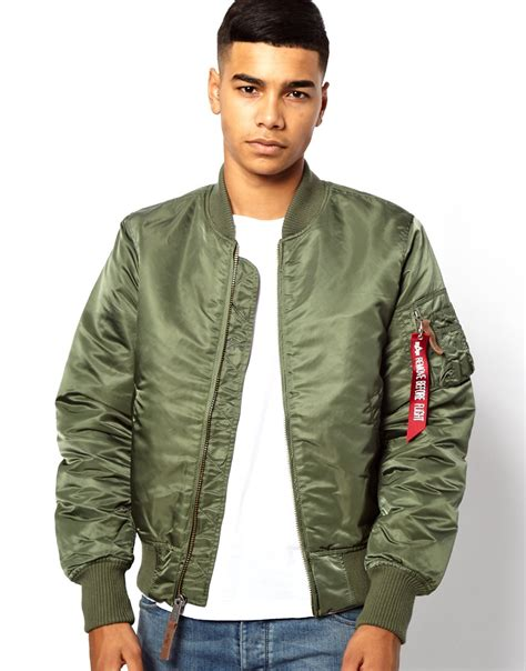 Jual Jaket Bomber Alpha Industries alpha industries ma1 bomber jacket slim fit aviator s jacket style