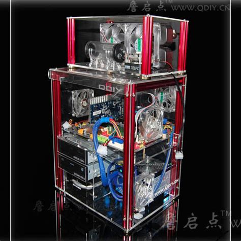 best computer chassis popular acrylic computer buy cheap acrylic computer