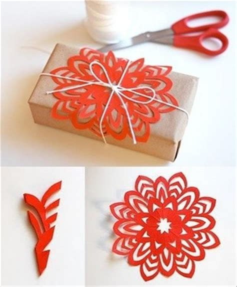 Gift Paper Craft - craft ideas 24 pics crafty pictures
