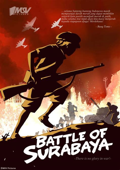 film kartun perjuangan battle of surabaya film animasi 2d pertama indonesia