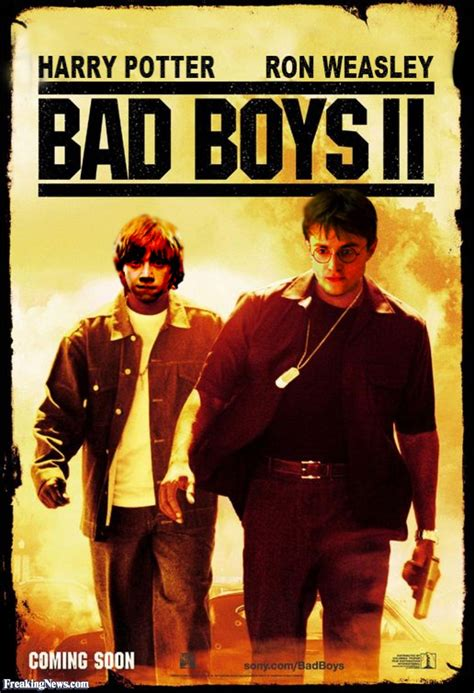 Bad Boys Troys harry potter in bad boys pictures freaking news
