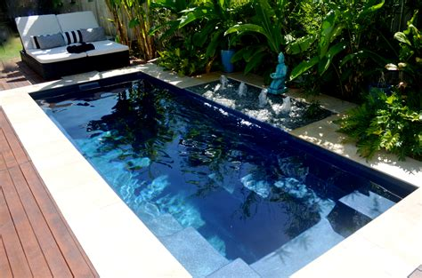 Small Pools For Backyards Eden Swimming Pools Narellan Pools