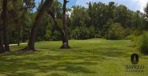 Sapelo Hammock Golf Course sapelo hammock a scenic coastal gem offers respite