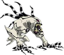 image ghostfreak wildmutt png ben 10 planet ultimate ben 10 resource