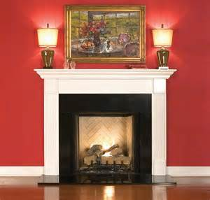 5 mantel and surround fireplace mantle ideas