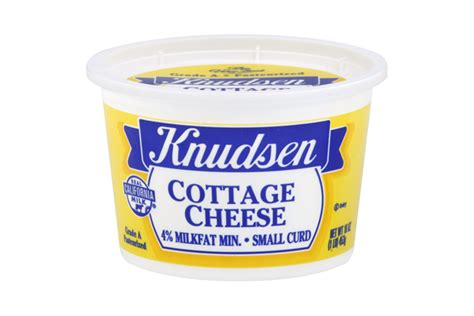 Cottage Cheese Knudsen by Knudsen Small Curd Cottage Cheese 16 Oz Tub Kraft Recipes