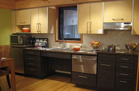 universal design kitchen cabinets fabcab builds universal design prefabs for quot aging in place