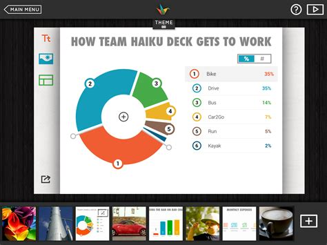 presentation software that inspires haiku deck with 500k downloads haiku deck raises 3m series a for