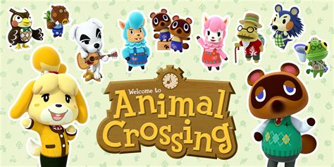 animal crossing animal crossing hub nintendo