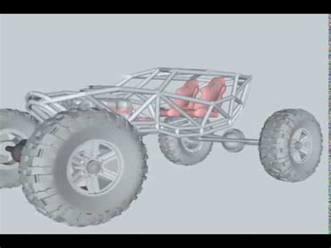atv frame design download 4x4 buggy frame 3d drafts and design youtube
