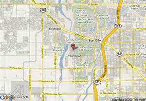 map of sun city arizona best western inn suites of sun city youngtown deals