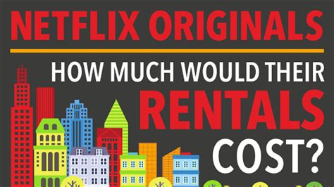 how much does it cost to rent tables and chairs here is how much the tv characters of original netflix