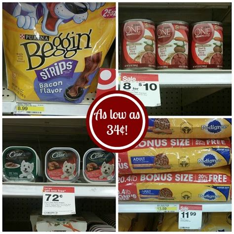 target puppy food food treats deals at target beggin strips as low as 34 162 consumerqueen