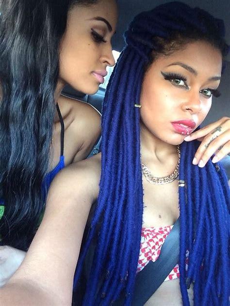 yarn braids natural hair styles pinterest yarns blue yarn locs natural hair locs braids etc
