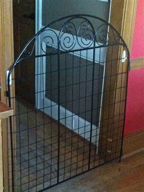 lightweight decorative fencing panel   small pet