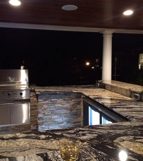 outdoor countertop options unique stone concepts