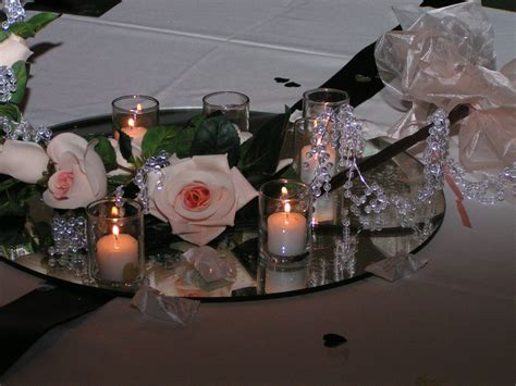 Do It Yourself Home Decor On A Budget beautiful wedding centerpieces on a budget infobarrel