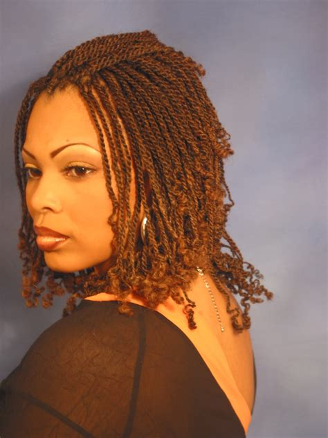Twist Hairstyles by Twist Braids Ponytail Hairstyle 2013