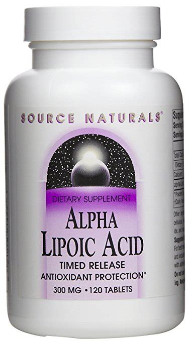 Wellness Excell C 300mg 120tabs source naturals alpha lipoic acid 300mg 120 tablets