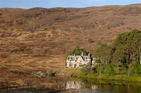 glen affric estate pippa middleton honeymoon pictured scottish estate glen