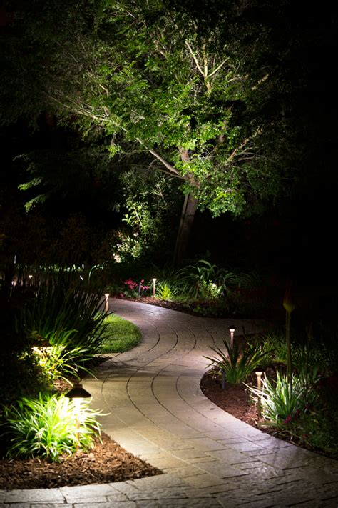 Landscaping Light Benefits Of Landscape Lighting Fx Luminaire