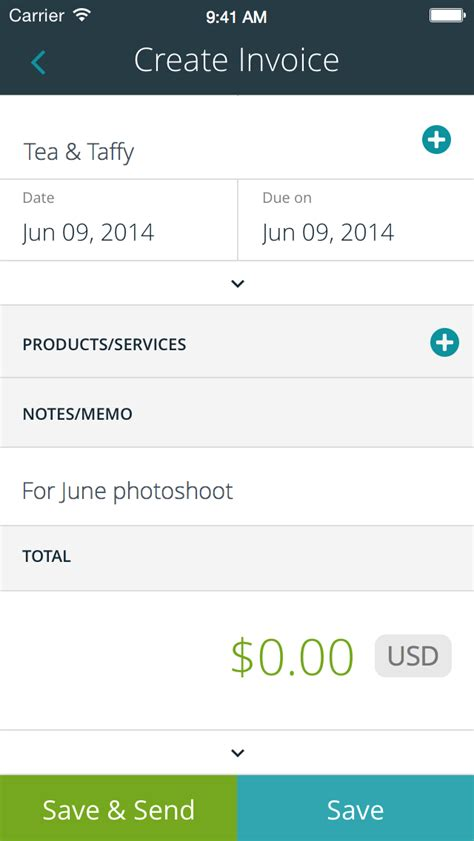 free invoice template for iphone free invoice app for iphone professional billing and
