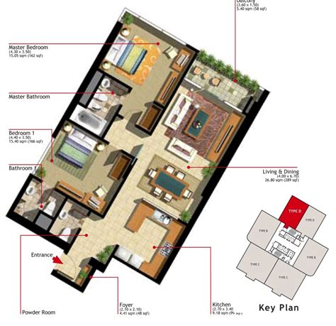 marina square floor plan floor plans of marina heights units al reem island
