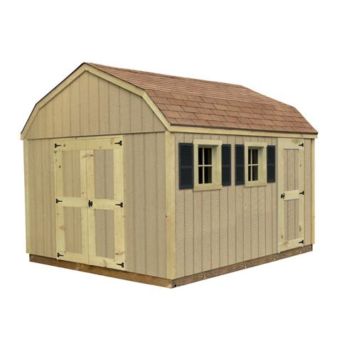 lifetime installed 8 ft x 10 ft outdoor storage plastic
