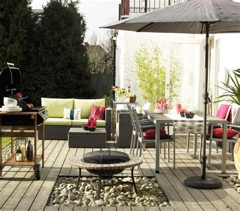 three outdoor decor ideas