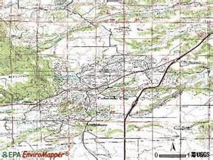 colorado springs elevation map colorado city colorado co profile population maps