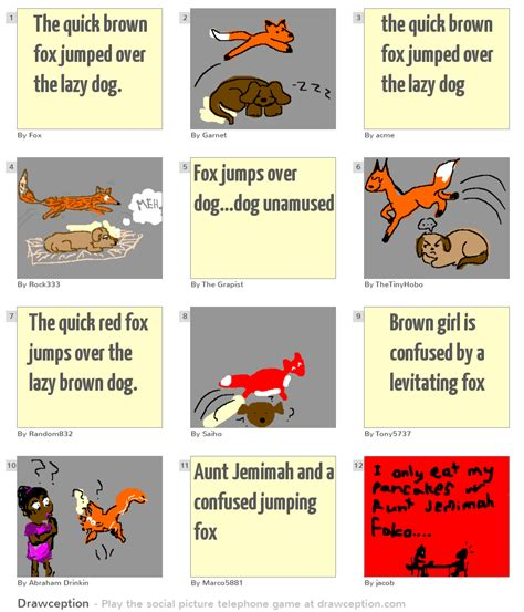 the fox jumped the lazy the brown fox jumped the lazy pictures 3 breeds picture