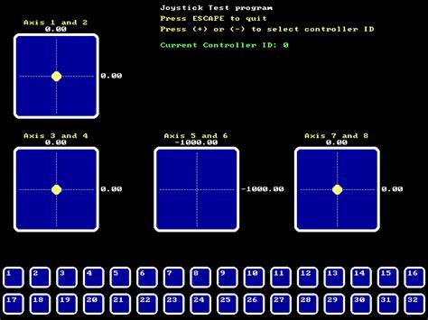 fb free basic joystick test program for freebasic