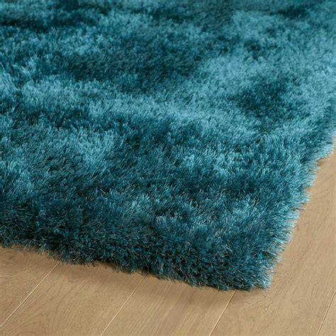 teal rugs district17 teal posh shag rug shag rugs solid rugs