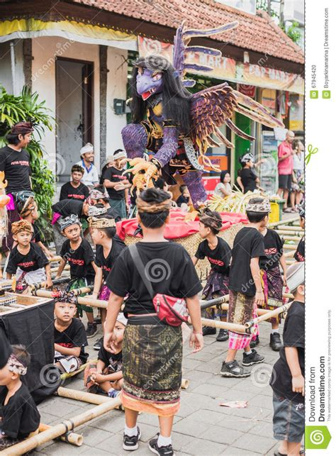 new year in ubud ubud bali march 8 unidentified during the