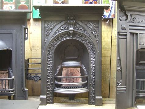 victorian cast iron bedroom fireplace victorian cast iron fern and ivy bedroom fireplace