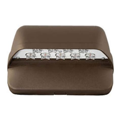 Lu Emergency Energizer hubbell 02069 outdoor wall pack led light fixture