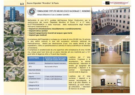 ospedale pavia mondino attivit 224 ospedaliere