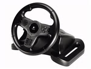 Wireless Steering Wheel For Ps3 Logitech Introduces Ps3 Driving Wireless Steering Wheel